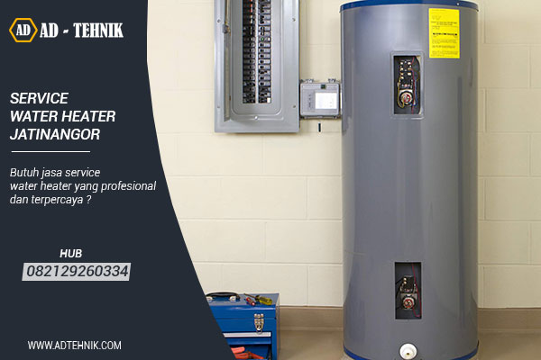 servvice water heater jatinangor