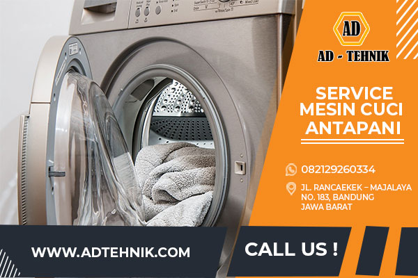 service mesin cuci antapani