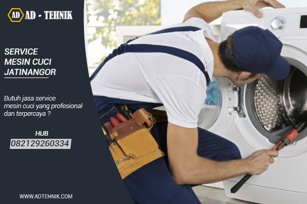 service mesin cuci jatinangor