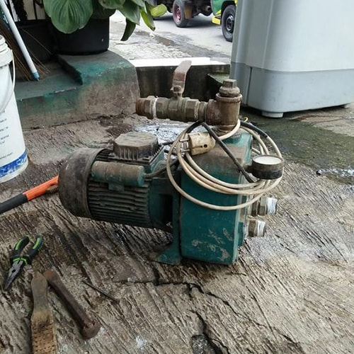 service pompa air bandung