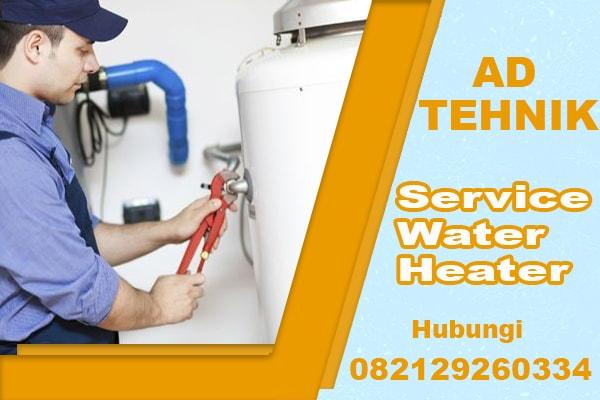 service water heater bandung