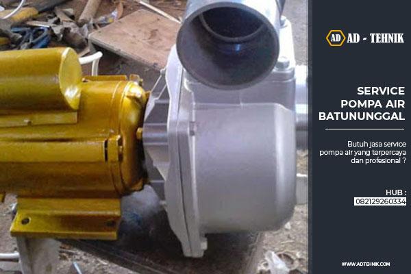 service pompa air batu nunggal