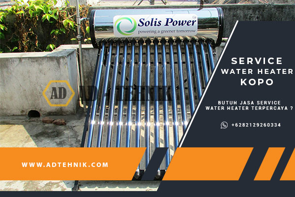 service water heater kopo