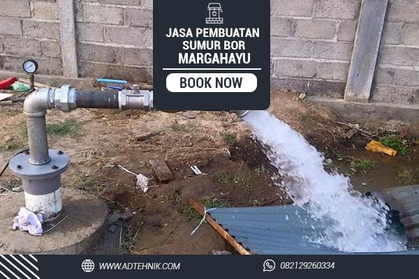 jasa pembuatan sumur bor margahayu