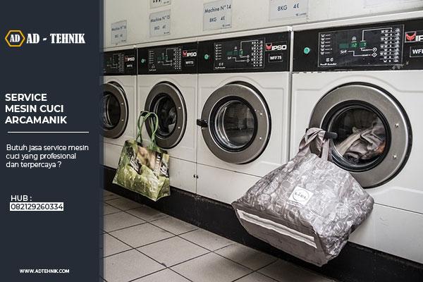 service mesin cuci arcamanik