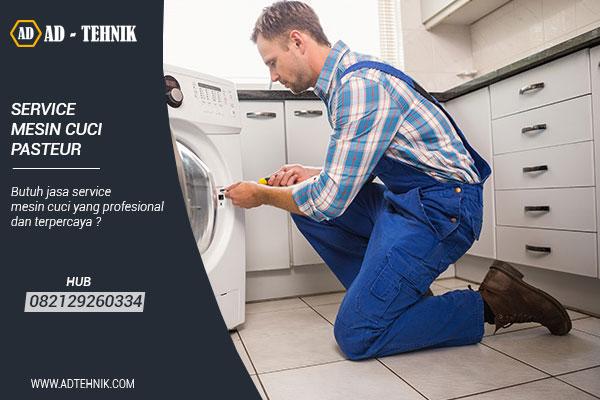 service mesin cuci pasteur
