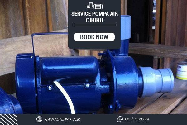 service pompa air cibiru