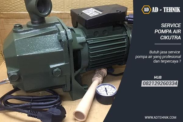 service pompa air cikutra