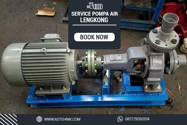 service pompa air lengkong