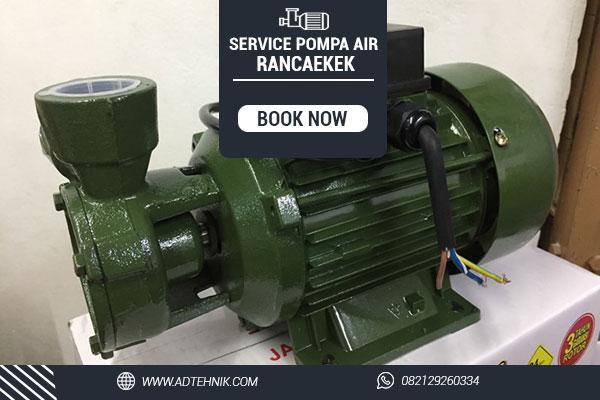 service pompa air rancaekek