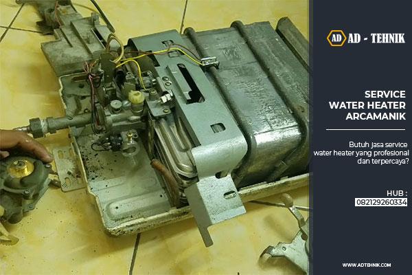 service water heater arcamanik