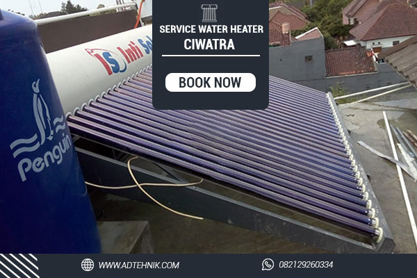 service water heater ciwastra