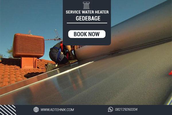 service water heater gedebage