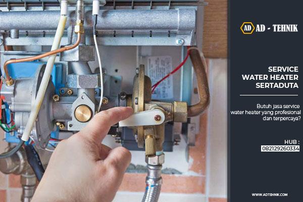 service water heater sertaduta