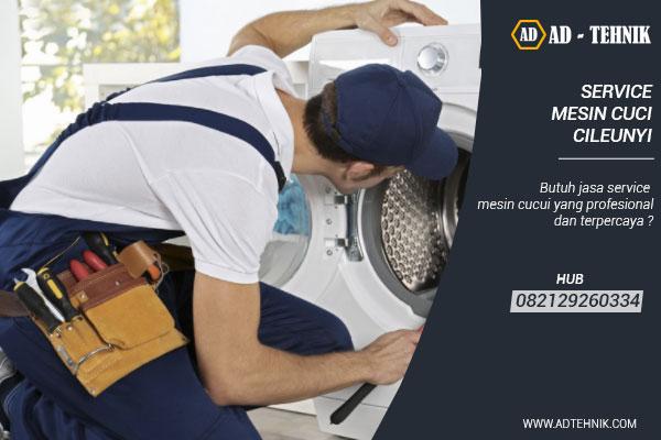 service mesin cuci cileunyi