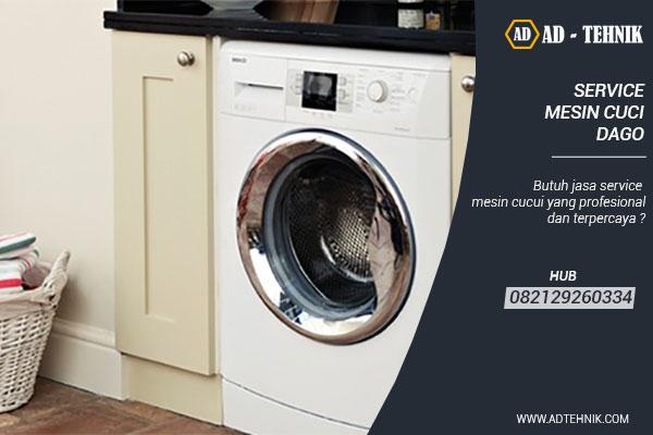 service mesin cuci dago