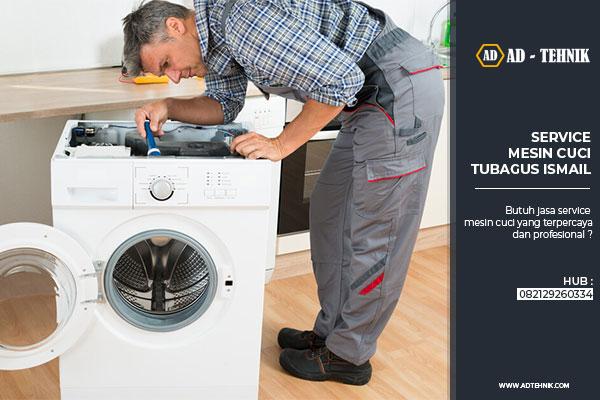 service mesin cuci tubagus ismail