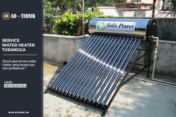 service water heater turangga